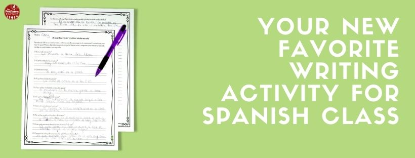 How to Make Students Love Writing in Spanish