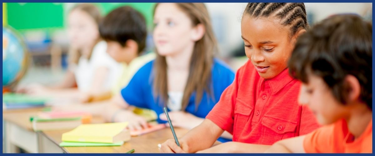 Header image for Category #1: Cultivate a Welcoming Classroom Environment